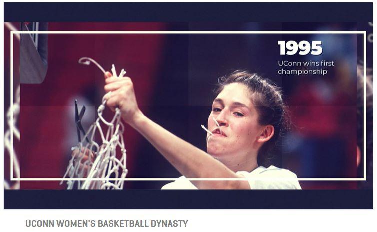 Women's UCONN Basketball Dynasty video